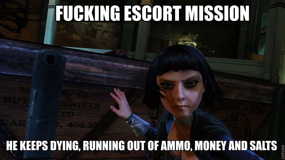 bioshock-escort-mission