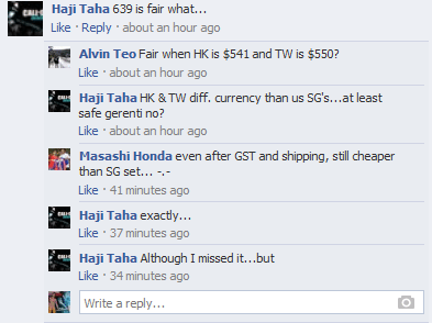 ps4 singapore launch price discussion