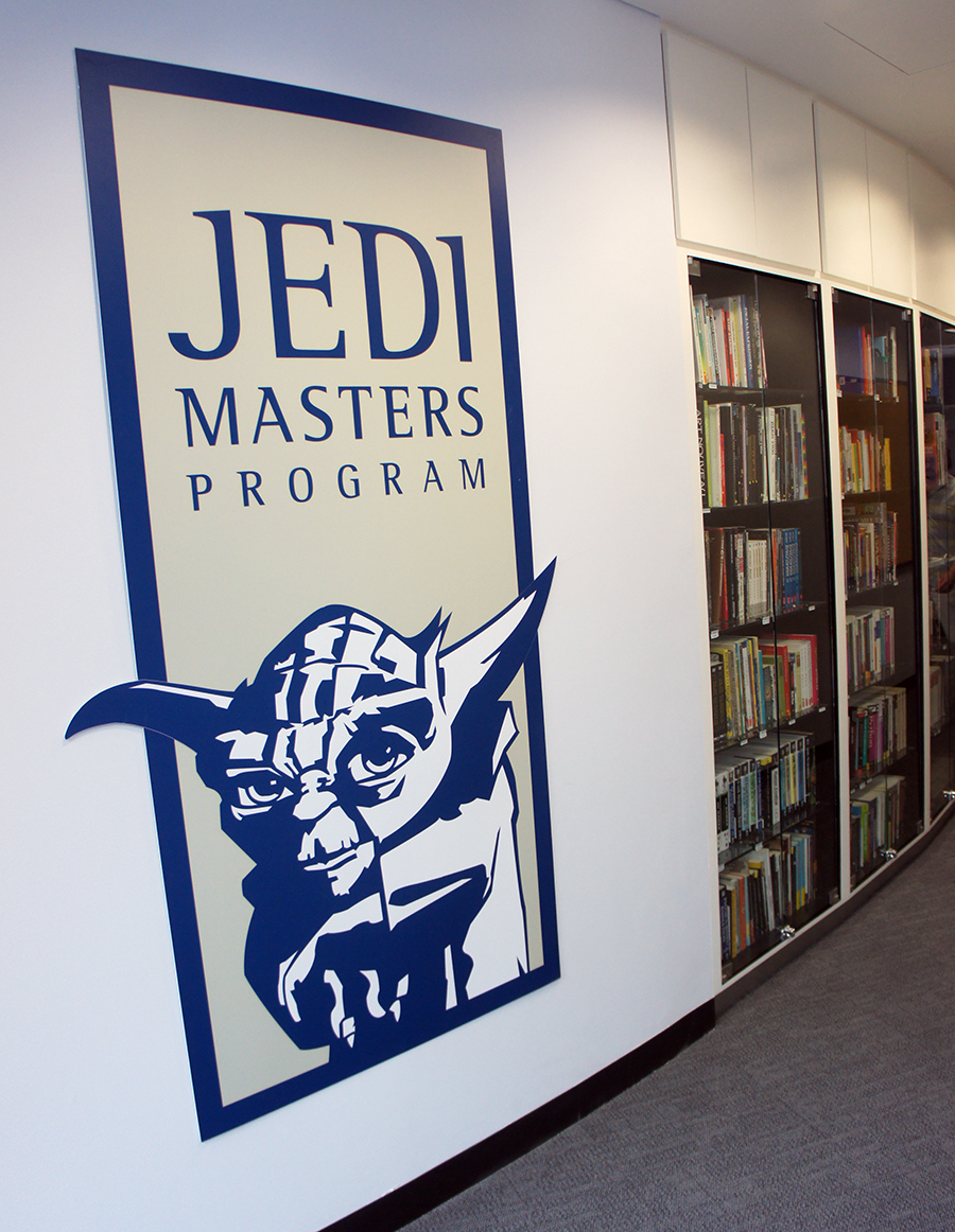 """Train Jedis, we must."""
