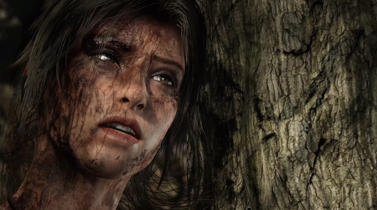 Blood On The Sand would have been so much better with Lara Croft in place of 50 Cent.
