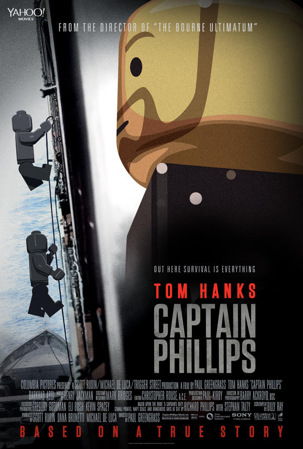 lego captain philips