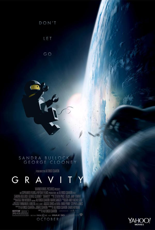 lego gravity