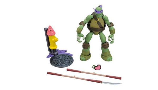 teenage mutant ninja turtles revoltech-Toys-8