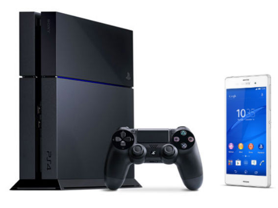 PS4 and Z3