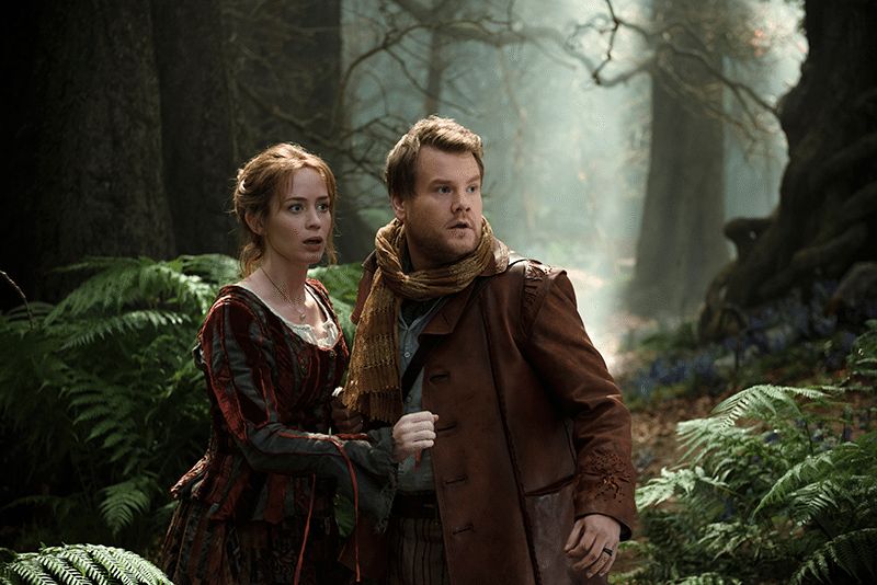 James-Corden-and-Emily-Blunt-into-the-woods-disney-review