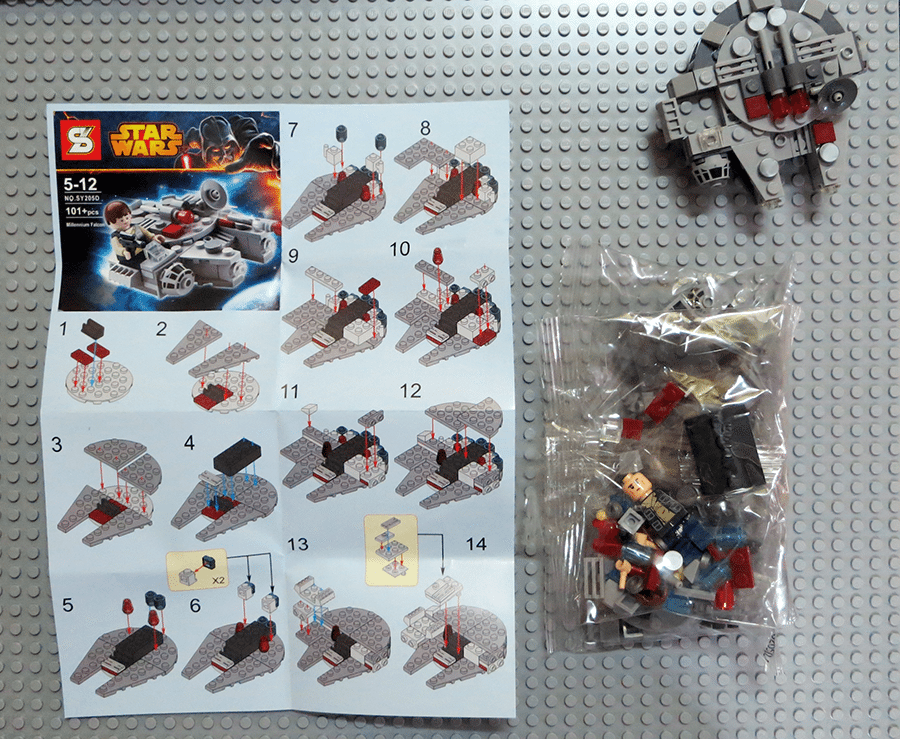 shenyang-millennium-falcon-bootleg-lego-microfighter-unbox