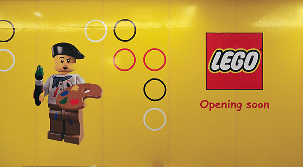 Second Singapore Lego Certified store opens at Resorts World Sentosa ...
