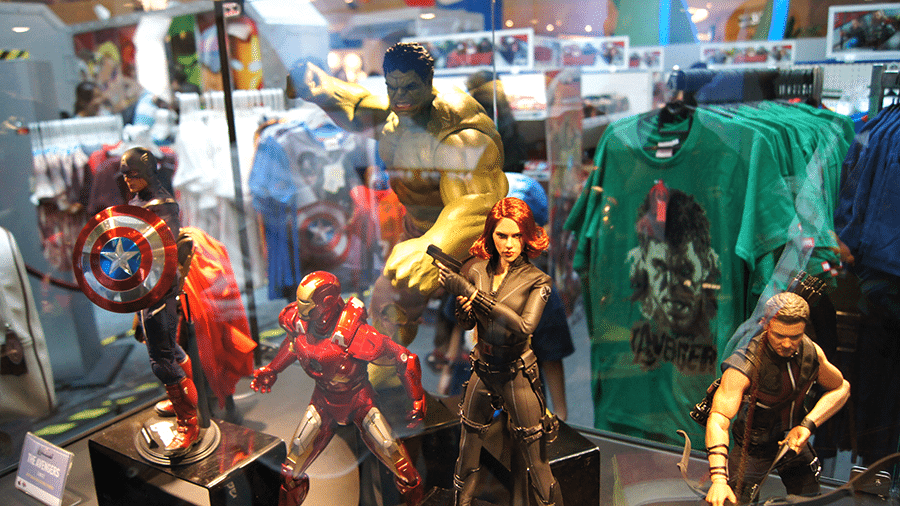 avengers assemble vivo city (2)