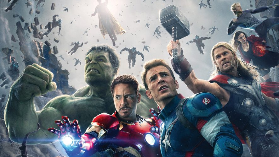 Geek Review - Avengers: Age of Ultron