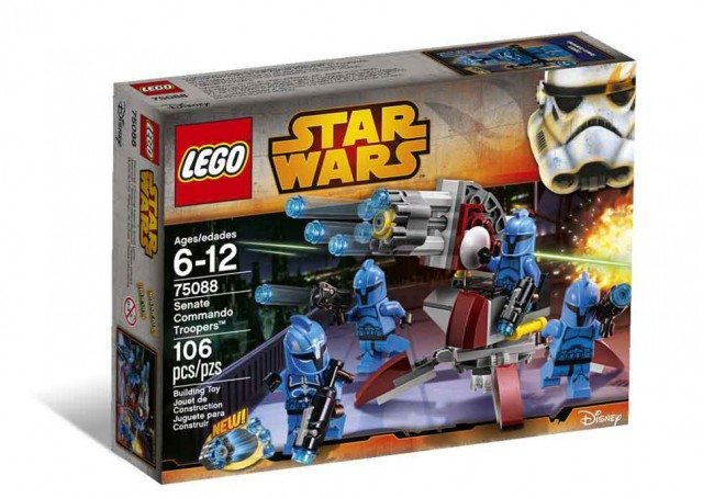 75088 Senate Commando Troopers