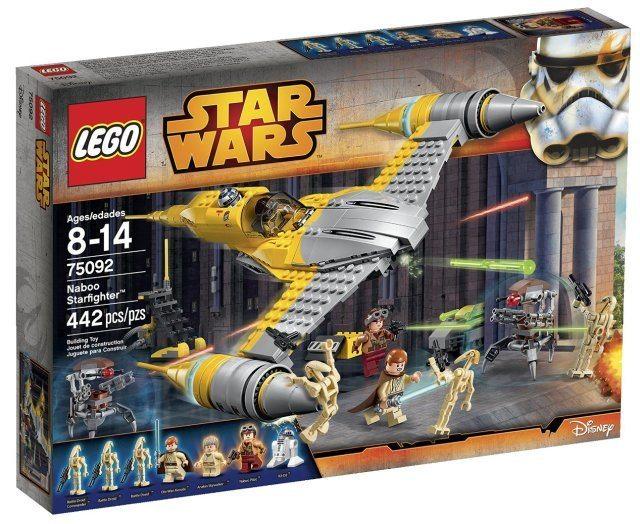 75092 Naboo Starfighter