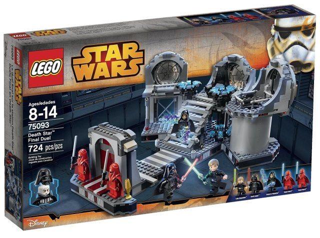 75093 Death Star Final Duel 2