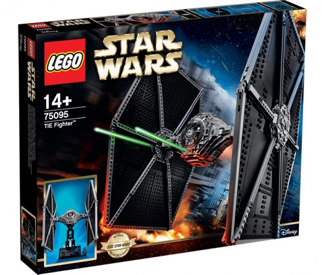 75095 TIE Fighter box