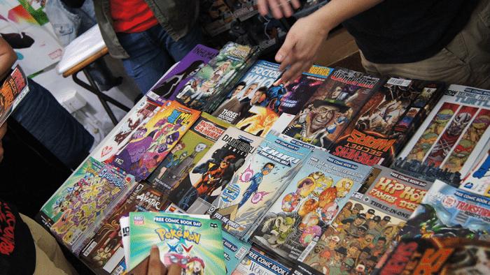 Free Comic Book Day Singapore 2015 (4) Atom Comics