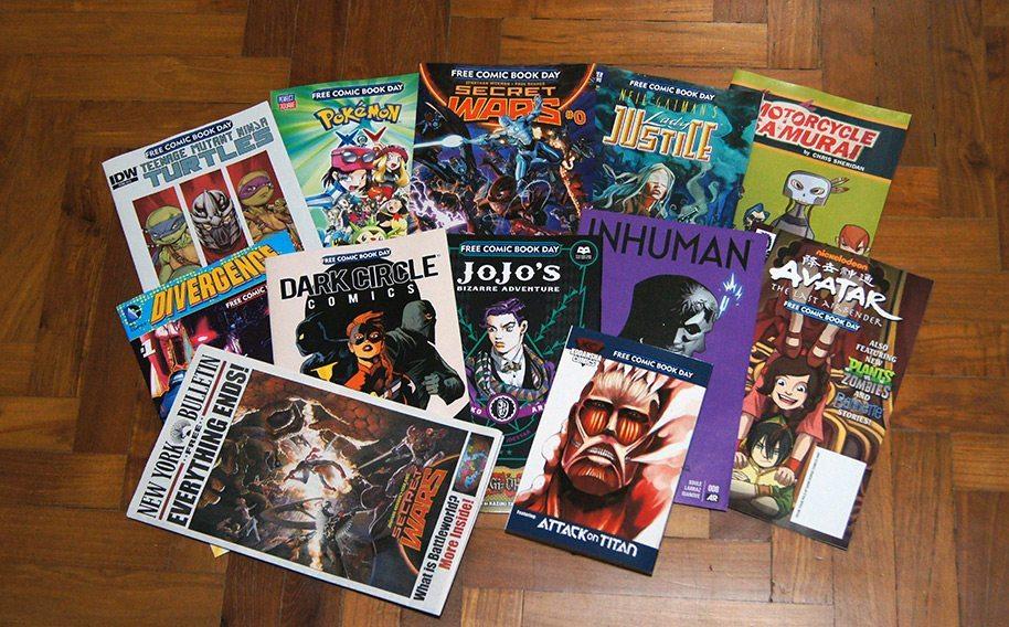 Free-Comic-Book-Day-Singapore-2015-5