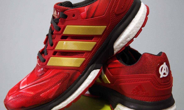 adidas Iron Man Response Boost Techfit