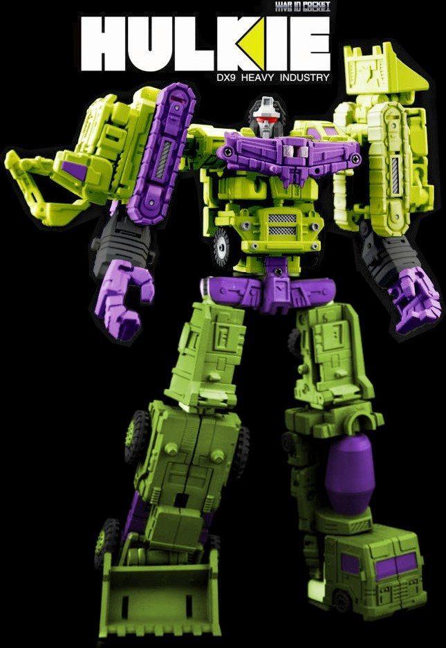 War in Pocket - Hulkie