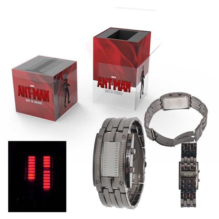 Marvel's Ant-Man Binary Watch