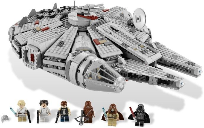 Millennium Falcon 7965-1