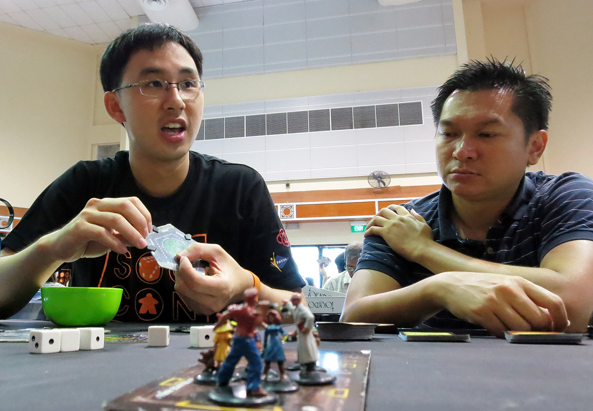 Singapore open gaming 2015 betrayal at the house on the hill(6)