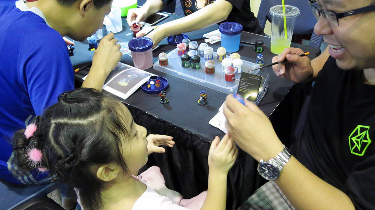 Singapore open gaming 2015 miniature painting (5)