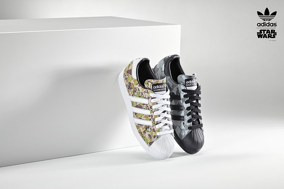 athletic brand adidas is coming up with a range of star wars footwear. Black Bedroom Furniture Sets. Home Design Ideas