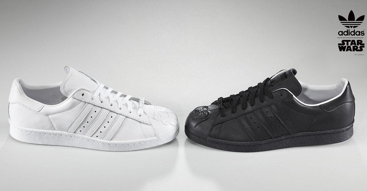 Adidas Star Wars 2017