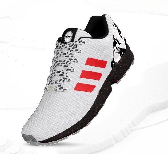 Adidas Build Your Own Shoe