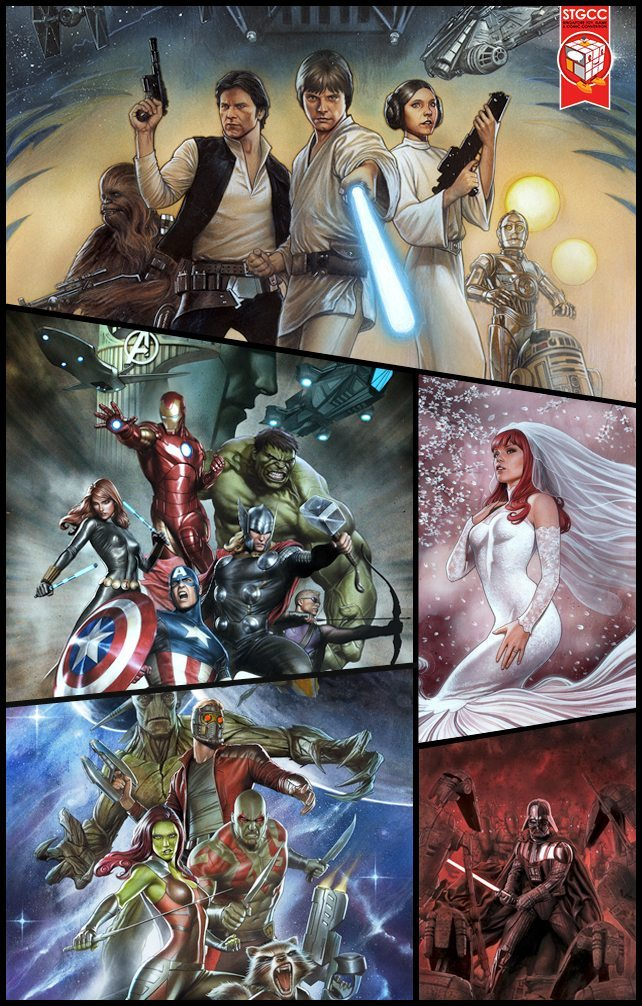 Adi Granov's Artworks