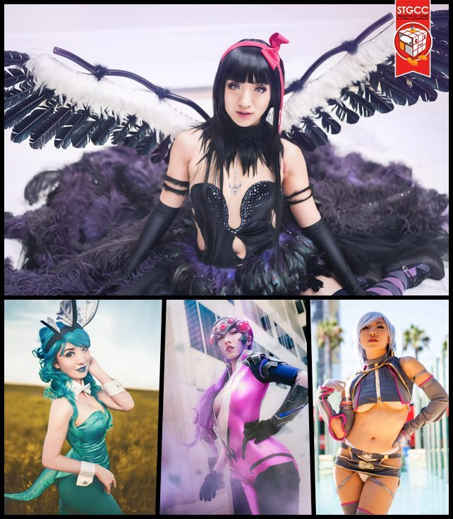 Stella Chu's Cosplay Works