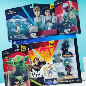 The Force is Strong with Disney Infinity 30 Out today!hellip