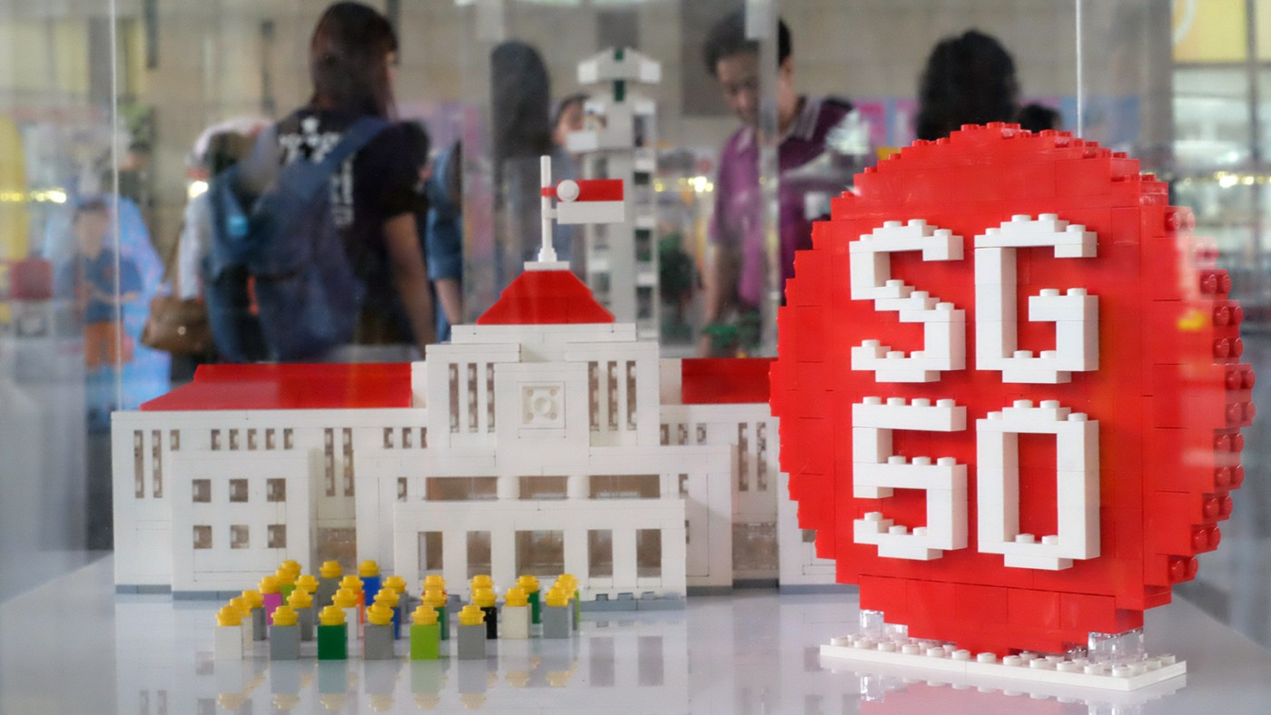 LEGO-Showcase--SG50-Edition--Little-Red-Brick-LUG-Show-parliment-house