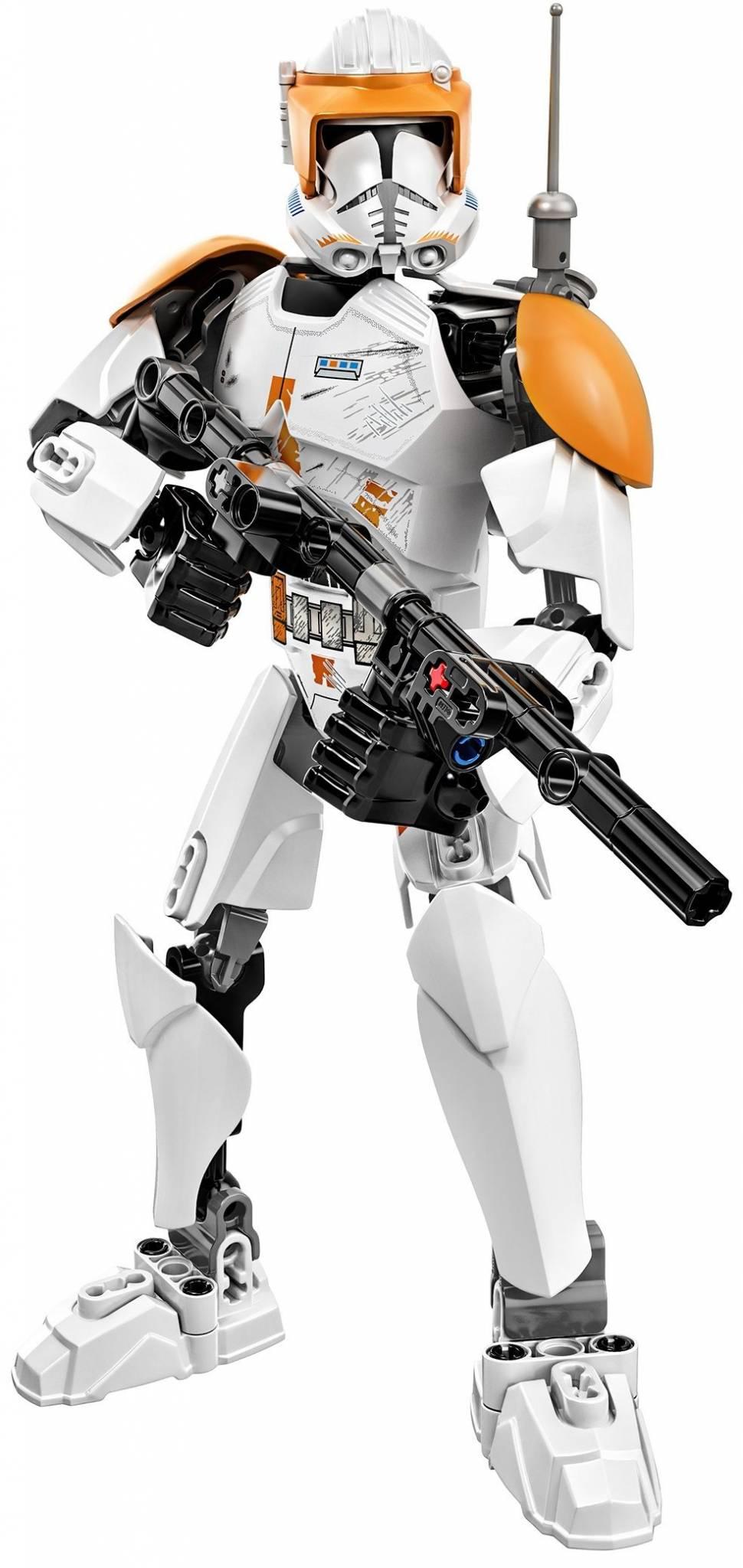 lego star wars 75108 clone commander cody details