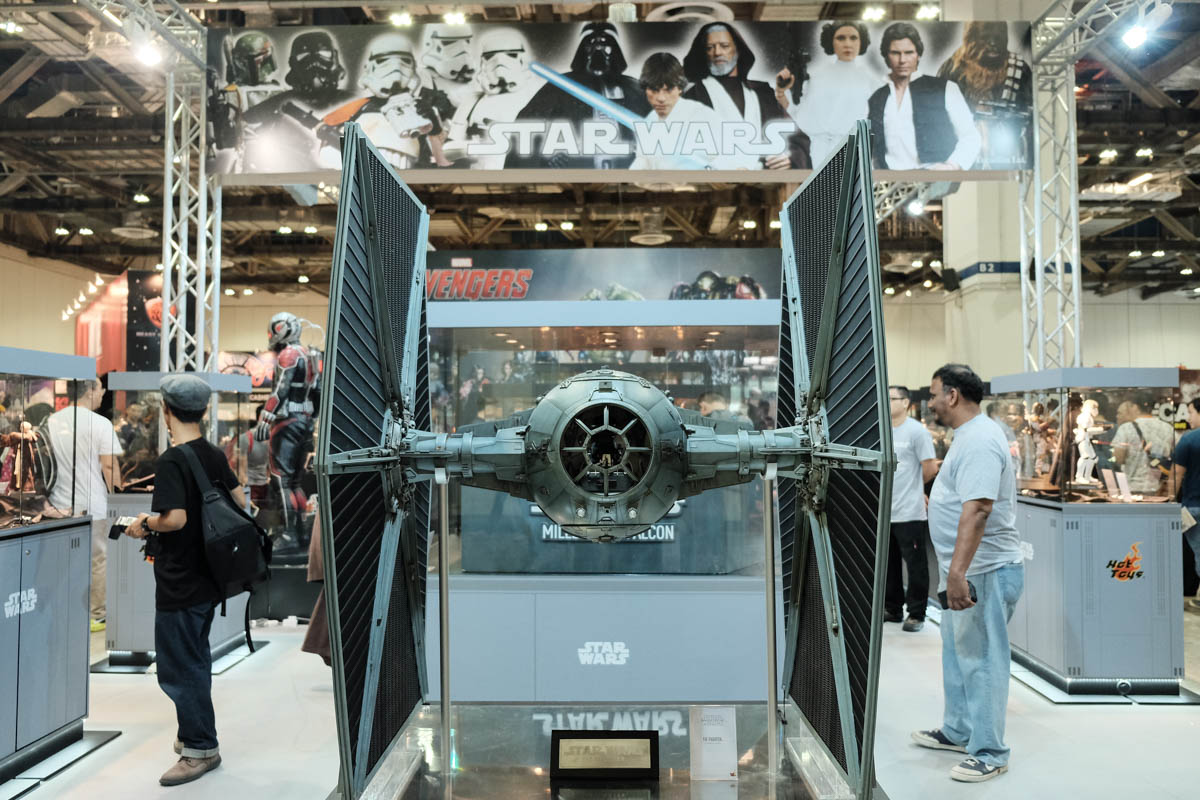 Singapore Toy Game and Comic Convention 2015 Hot Toys (1)