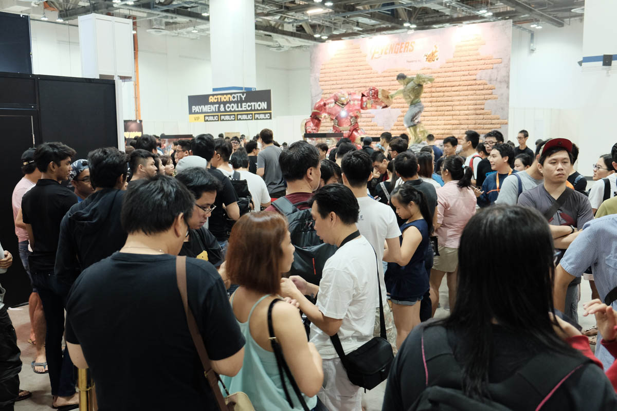 Singapore Toy Game and Comic Convention 2015 STGCC (17)