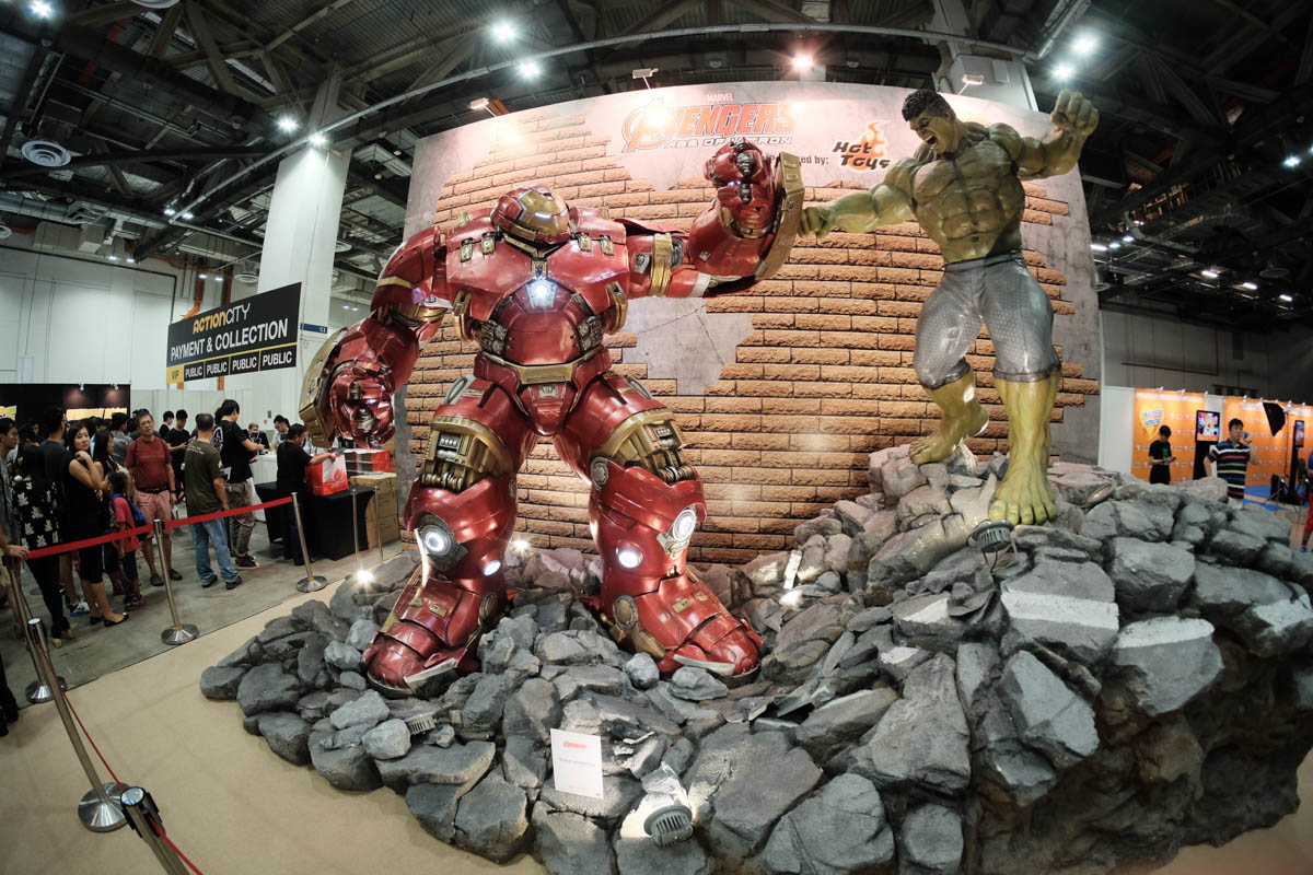 Singapore Toy Game and Comic Convention 2015 STGCC (39)