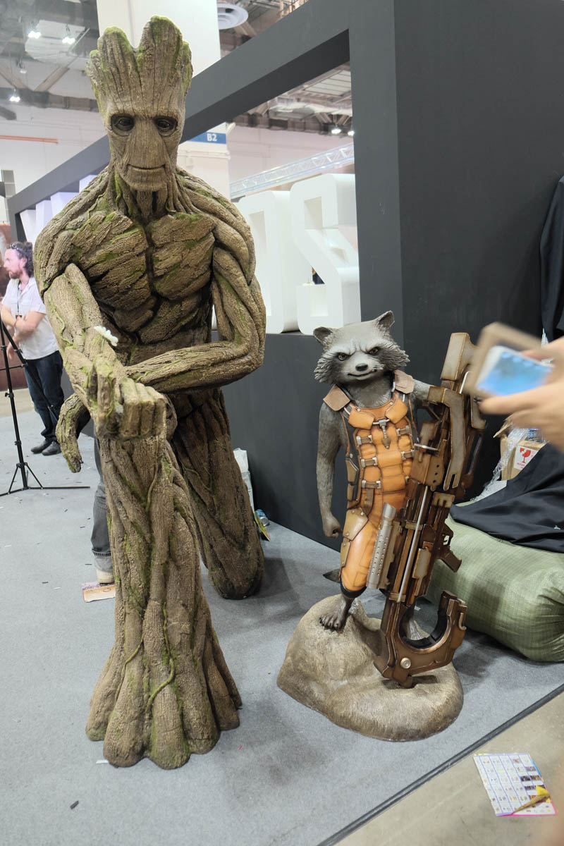 Singapore Toy Game and Comic Convention 2015 XM studios (10)