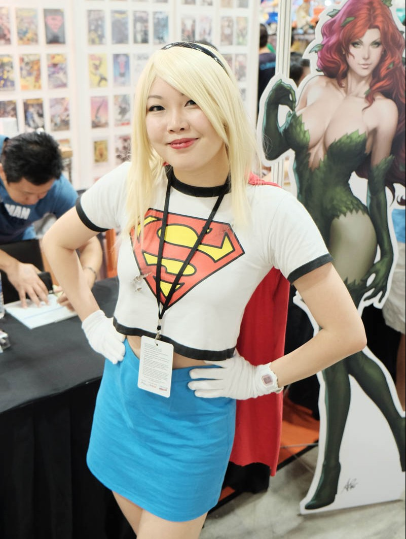 Singapore Toy Game and Comic Convention 2015 cosplay (2)