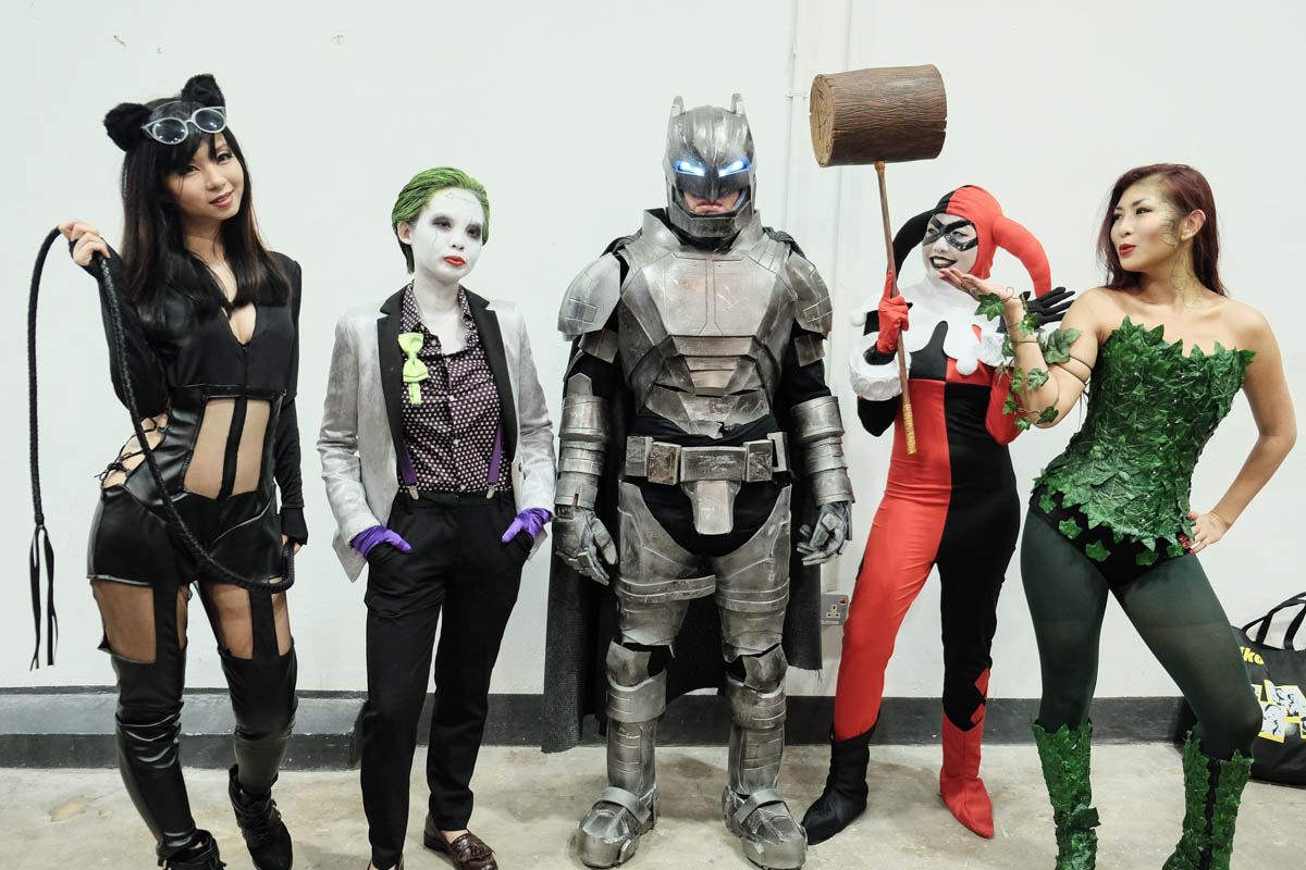Singapore Toy Game and Comic Convention 2015 cosplay (27)