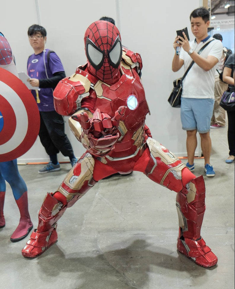 Singapore Toy Game and Comic Convention 2015 cosplay (41)