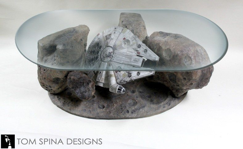 Star Wars Asteroid Chase Coffee Table 5_1