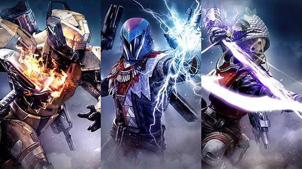 The three new subclasses.