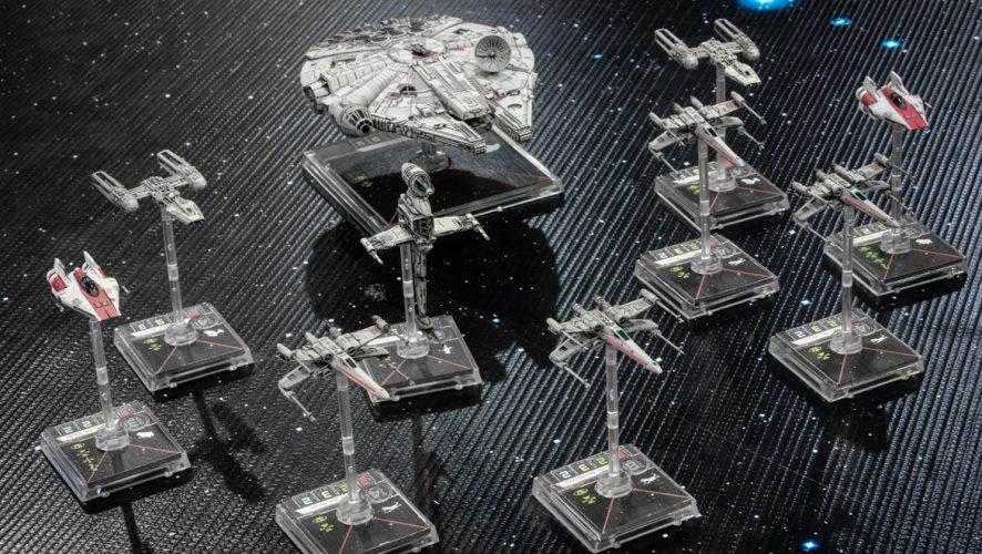 5 Reasons Why the X-Wing Miniatures Game is Awesome +