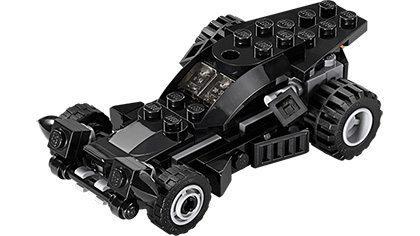 LEGO DC 2015 Batmobile