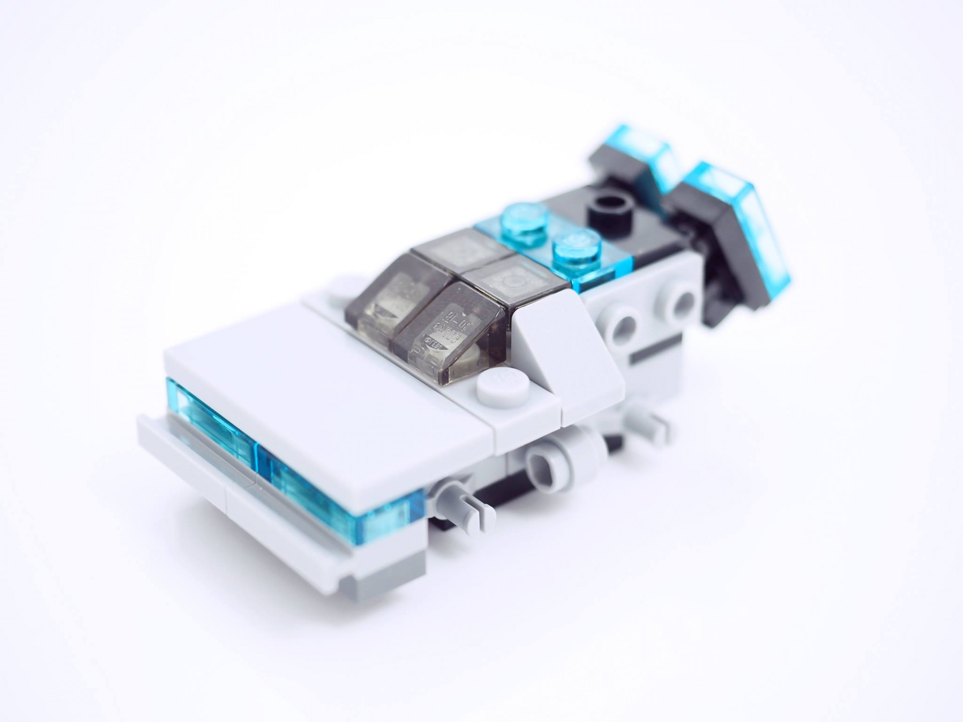 Review Lego Dimensions Back To The Future Level Pack