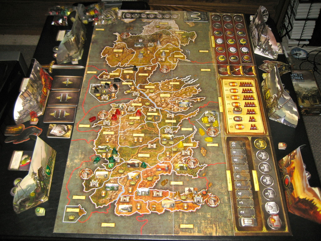 game of throne spiel
