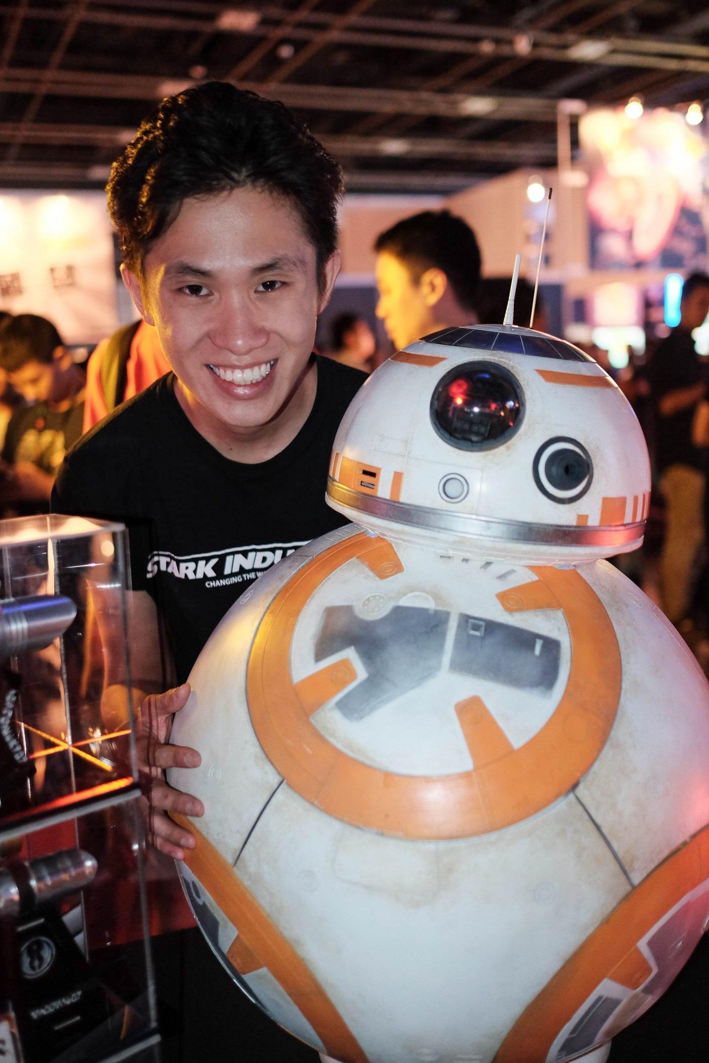 geek culture star wars battle pod at gamestart 20153