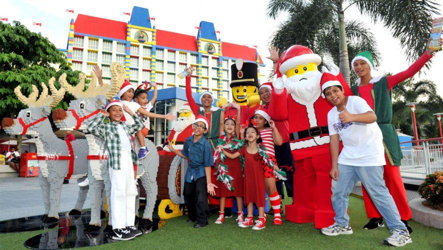 Legoland Malaysia: LEGO Santa's Holiday Extravaganza 2015 ...