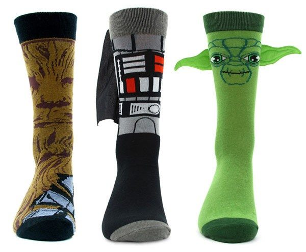 star-wars-socks-together