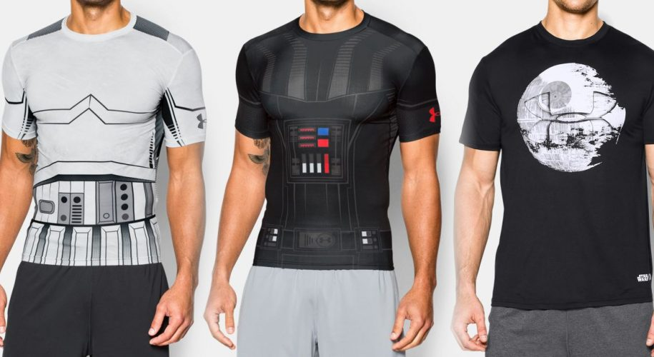 1db52d238 The Force is Strong with Under Armour too | Geek Culture